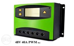 PWM Solar Charge Controller 48V 40A