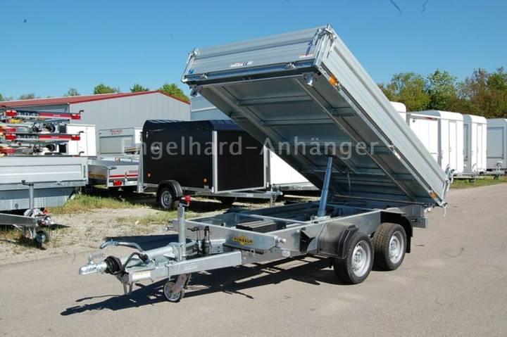 Humbaur HTK 3500.37 - 3500 kg