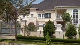 This is a standard newly built six bedrooms duplex. For sale