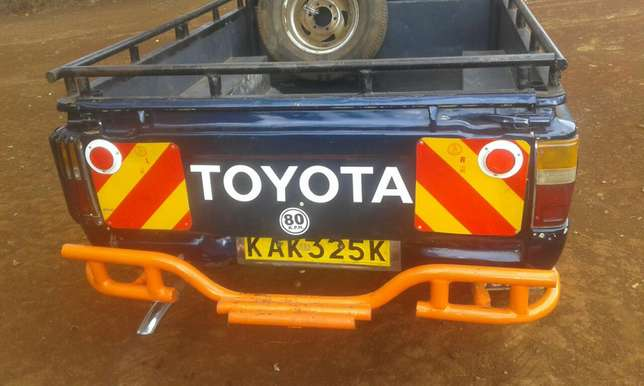 Toyota hilux local Embu Town - image 3
