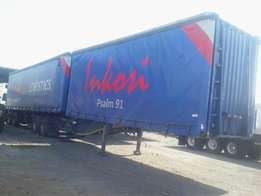 Taut-Liner Trailer For Sale