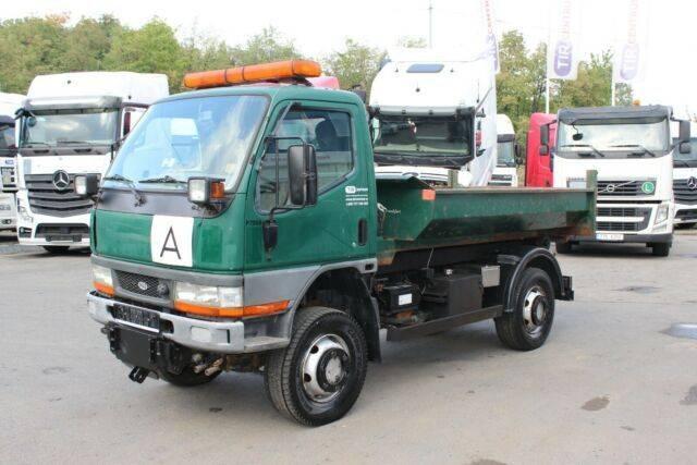 Pfau rexter p 7500 cardan problem dump truck - 2003