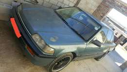 1990 Honda Ballade for sale