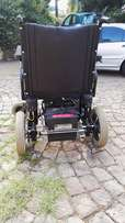 CE Power automatic wheelchair.