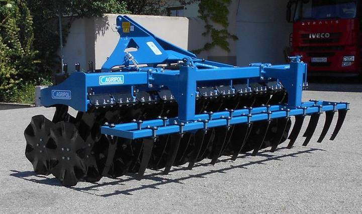 Agri Front Disc 300 S