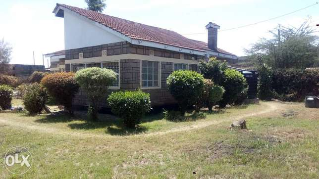 A Beautiful Bungalow Ideal For offices in Machakos Town Lower Kiandani - image 1