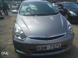 Toyota Wish clean fully loaded KBW registration well kept fully loaded