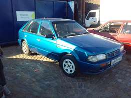 Mazda 323 Manual 5Speed Accident free R25k neg