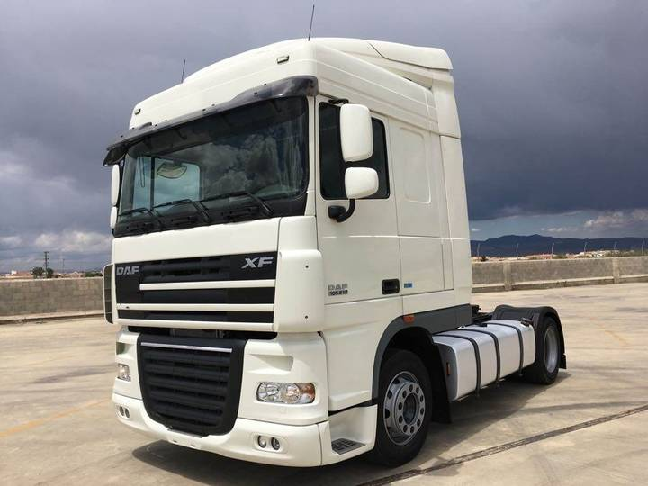 DAF Ft Xf Low Deck