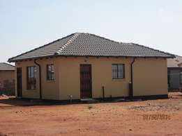 New houses for sale at soshanguve