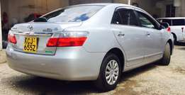 TOYOTA PREMIO kcj loaded edition 1500cc 2010 model at 1,399,999/= only