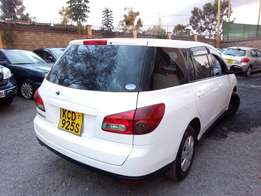 2008 Nissan Wingroad KCD 1500cc auto