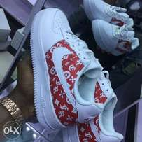 The new air force x lv supreme