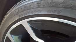Looking for Tyre 205/45R17