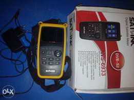 Digital satellite meter WS-6933