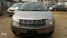 Registered 2008 Lincoln MKX full option