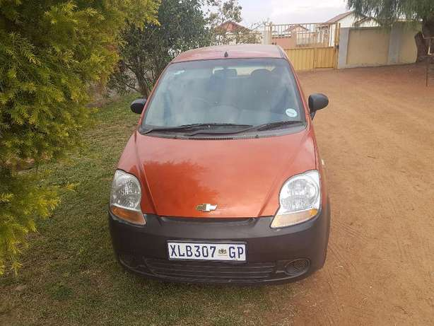Chev Spark 2008 Clean and in Good Condition Norkem Park - image 4