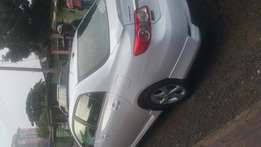 Very clean Unregistered Corolla
