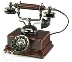 Wanted classic telephone