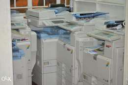 High quality digital colour printer ricoh aficio mp c2800, 3000,4000