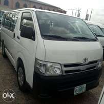 2012 Registered Toyota Hiacebus clean and sound