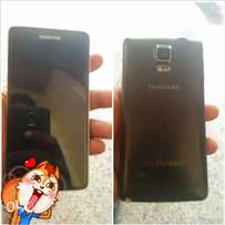 Samsung Galaxy note4 for sale.