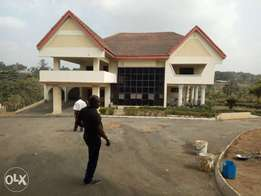 5 bedroom duplex Mansion at Onireke Ibadan