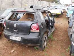 VW Polo strip to sell parts