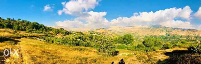 Land in Fakra (AHLAM village) with MOUNTAINS VIEW أرض في فقرا ٣٣٠٠ م ٢ فقرا -  6