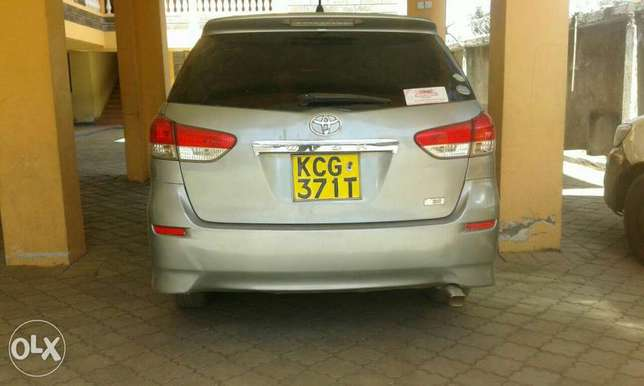 Toyota wish new shape on sale Nakuru East - image 2