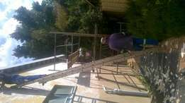I offer quality services on waterproofing services and painting servic