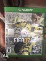 xbox one fifa 17 for sale