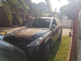 Nissan Murano Striping for Spares