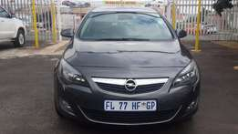 2011 Astra J 1,6 Turbo; for sale