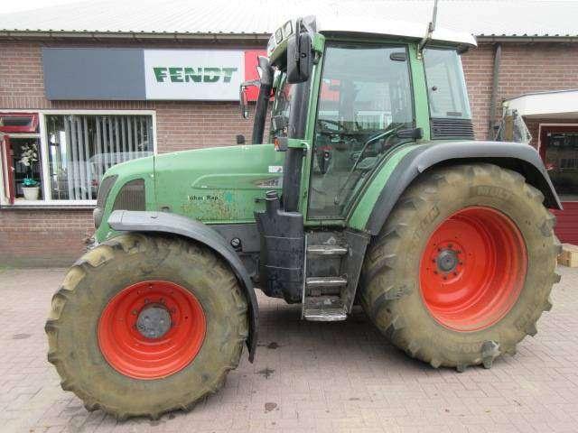 Fendt 411 - 2001