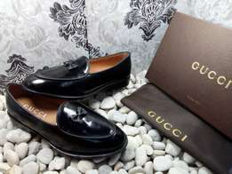 New Black Gucci casual shoe for men