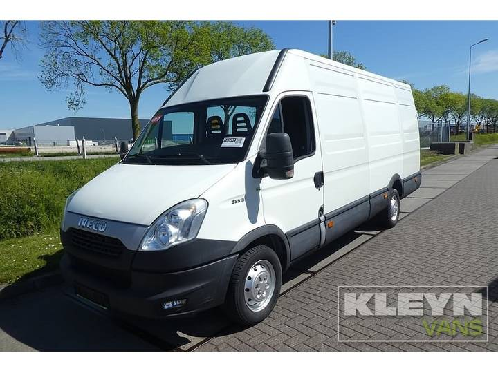 Iveco DAILY 35 S13V15 MAXI maxi, airco, 122 dkm - 2014