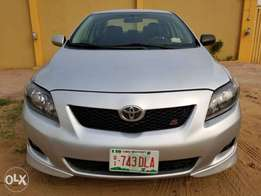 Toks Toyota corolla sports.Automatic Leather Seat. TinCan Port cleared