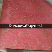 Wallpapers. Book your damask wallpapers now. Yuletide sales
