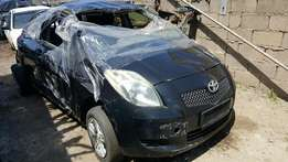Stripping Toyota Yaris
