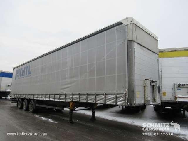 Schmitz Cargobull Curtainsider Mega - 2011