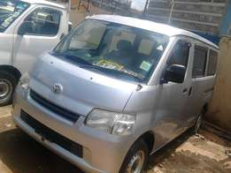 Toyota townes kby petrol engine auto very nice not used in Kenya