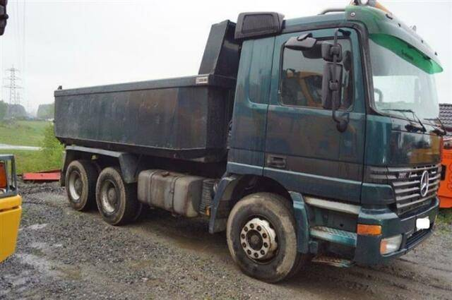 Mercedes-Benz ACTROS 2643 SOON EXPEDCTED 6X4 DUMPER EPS FU - 1998