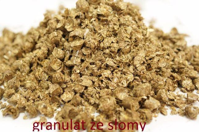 Zupełnie nowe Pellet ze słomy dla drobiu i koni na palecie Stryków • OLX.pl LT45