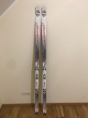 Buty narciarskie Salomon Siam 6x Pilot narciarstwo biegowe r