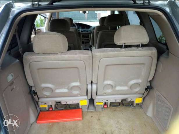 Toks lag cleared 02 toyota sienna LE for N1.750 Bariga - image 5