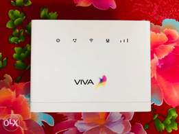 viva B315 Unlocked 4G router new condition