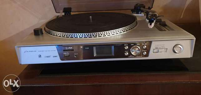Superior turntable germany /usp / mp3/line out
