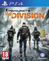 Tom Clancy's The Division for PS4 in Mint Condition