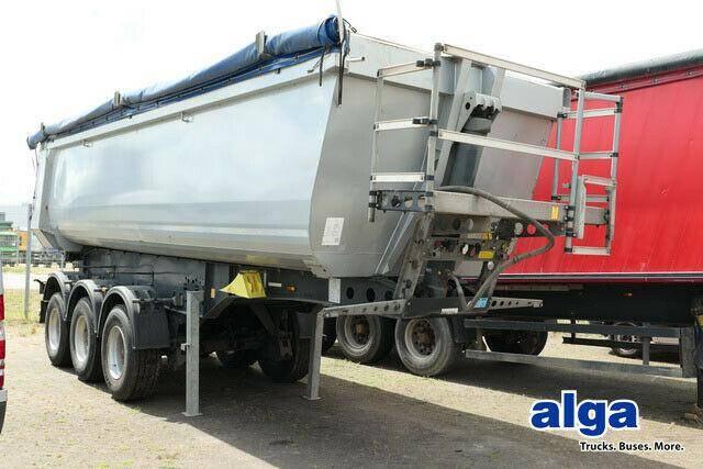 Schmitz Cargobull SKI 24 SL 7.2, Stahl 30 m?., Plane, Luft, Lift! - 2015